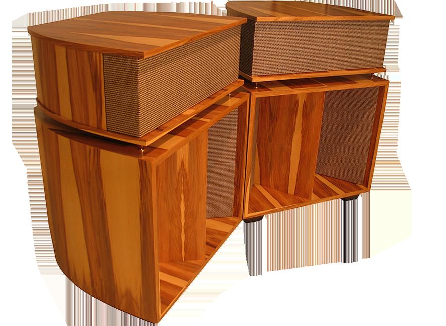 Vittora Speakers - Volti Audio - Hi-Efficiency Horn Speakers